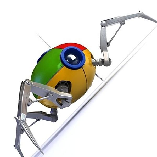 کنترل روبات جستجو در سئو