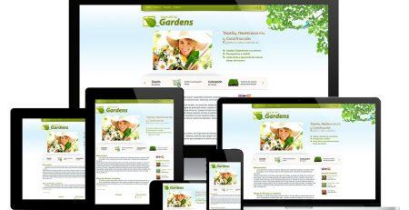 سایت واکنش گرا برای طراحی رابط کاربری طراحی سایت