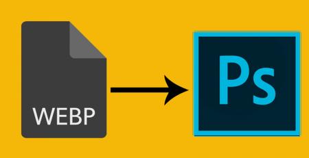 آموزش باز کردن WebP در فتوشاپ