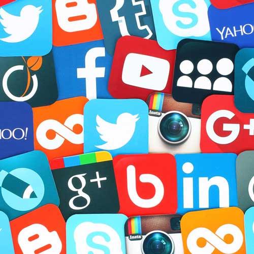 مدریت شبکه های اجتماعی سایت خبری