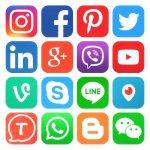 شبکه های اجتماعی در طراحی سایت هتل و اقامتگاه