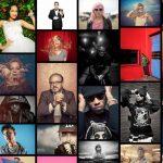 گالری عکس حرفه ای در طراحی سایت آتلیه عکاسی