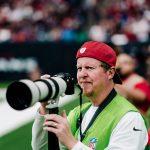 بخش عکاسی ورزشی در طراحی سایت آتلیه عکاسی