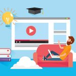 نمایش ویدیو در طراحی سایت دانشگاهی